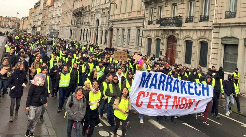 """""""To Live in France Means to Become French"""": Fascism, Parasitism, and the Yellow Vests"""